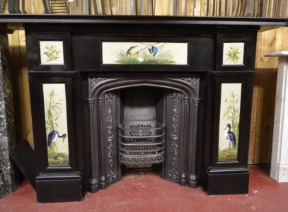 209MS_1794_Victorian_Belgium_Black_Marble_Fire_Surround