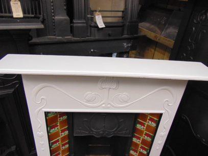 269TC_1801_Reclaimed_Art_Nouveau_Fireplace