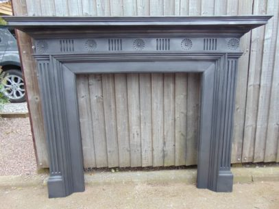 Victorian Cast Iron Fire Surrounds - 1797CS - The Antique Fireplace Company