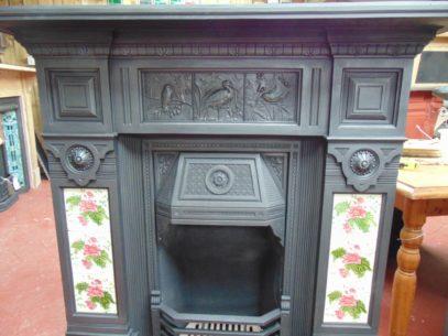 046LC_1816_Victorian_Cast_Iron_Fireplace