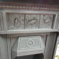 046LC_1816_Victorian_Cast_Iron_Fireplace