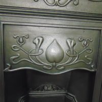 198LC_1828_Arts_&_Crafts/Art_Nouveau_Fireplace