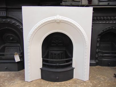Victorian Arched Insert - 1824AI - The Antique Fireplace Company