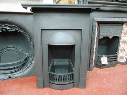Simple Edwardian Bedroom Fireplace 1829B Old Fireplaces.