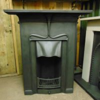 152LC_1839_Art_Nouveau_Cast_Iron_Fireplace