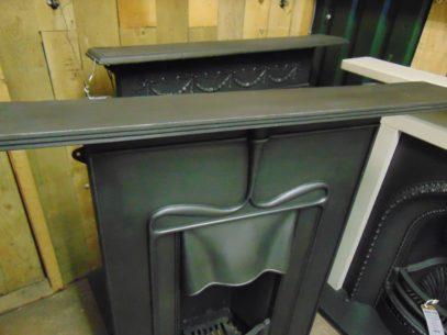 152LC_1839_Art_Nouveau_Cast_Iron_Fireplace