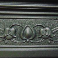 211LC_1841_Art_Nouveau_Cast_Iron_Fireplace