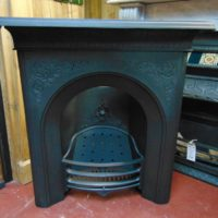 Victorian Medium Combination Fireplace - 1845MC - The Antique Fireplace Company
