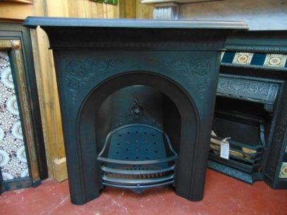 Victorian Medium Combination Fireplace - 1845MC - The Antique Fireplace Company
