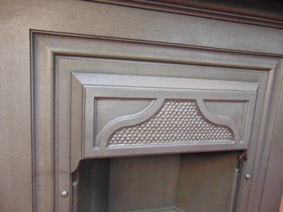 Original Edwardian Bedroom Fireplace 1859B Oldfireplaces