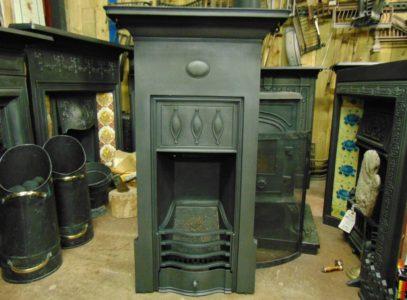 070B_1860_Arts_&_Crafts_Bedroom_Fireplace