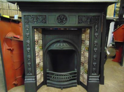 135TC_1862_Victorian_'Primrose'Tiled_Combination_Fireplace