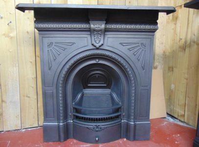 263LC_1848_Victorian_Cast_Iron_Fireplace