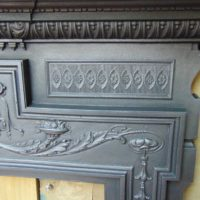 068CS_1869_Victorian_Cast_Iron_Stove_Surround