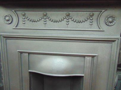 Original Edwardian Bedroom Fireplace 1881B Oldfireplaces