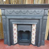 125CS_1870_Victorian_Cast_Iron_Fire_Surround