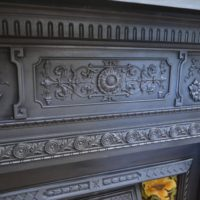 VictorianCast Iron Fireplace Surround 1872CSAntique Fireplace Company.