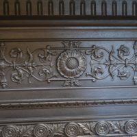 VictorianCast Iron Fireplace Surround 1872CS Antique Fireplace Company.
