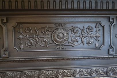 VictorianCast Iron Fireplace Surround 1872CS Antique Fireplace Company.