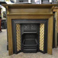 289WS_1880_Antique_Victorian_Pine_Fire_Surround