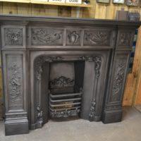 052CS_1904_Victorian_Cast_Iron_Fire_Surround