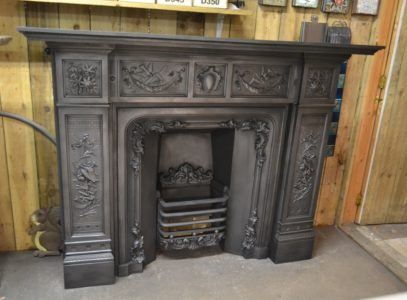 052CS_1904_Victorian_Cast_Iron_Fire_Surround