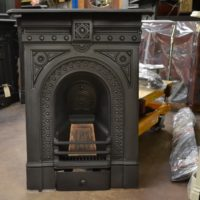 Arched Victorian Bedroom Fireplace 1921B Oldfireplaces