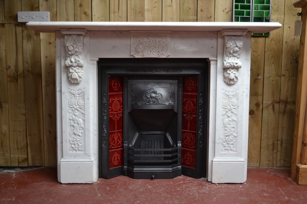 Victorian Marble Fireplace Old Fireplaces
