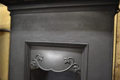 Edwardian Art Nouveau Bedroom Fireplace 1901B Oldfireplaces