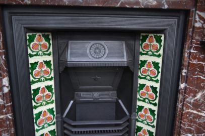 Late Victorian Tiled Insert 1937TI