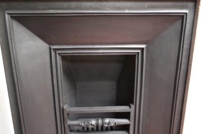 Pretty Georpian/Early Victorian Stone Surround and Cast Iron Insert 1942I Old Fireplaces.
