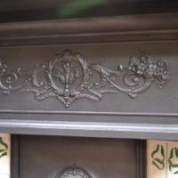 Edwardian Tiled Combination Fireplace 1777TC Old fireplaces.