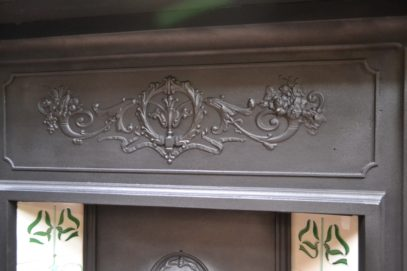Edwardian Tiled Combination Fireplace 1777TC Old fireplaces.