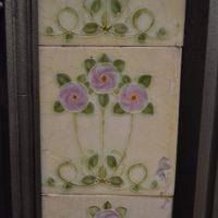 AN070_Original_Art_Nouveau_Fireplace_Tiles