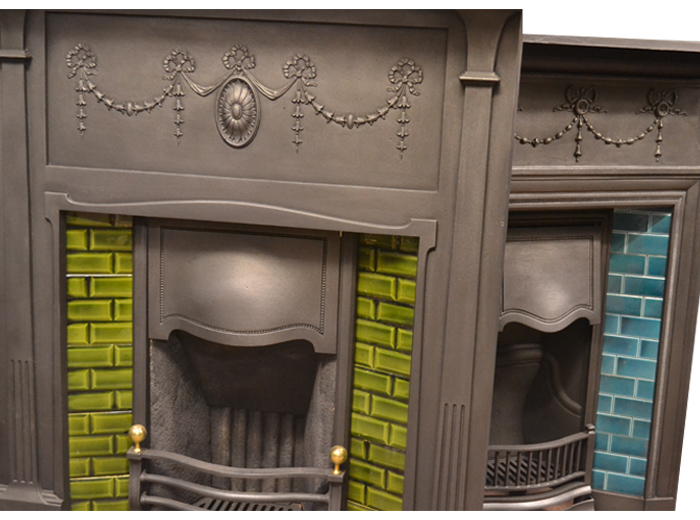 Edwardian Fireplaces