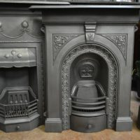 Pretty Antique Victorian Fireplace 1950B Antique Fireplace Company