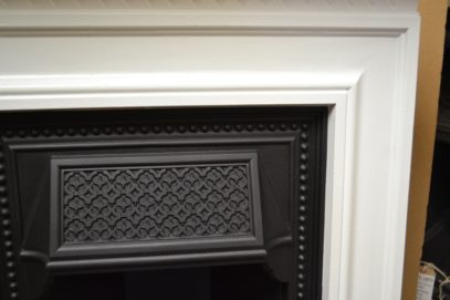 Victorian Cast Iron Bedroom Fireplaces 1960B - The Antique Fireplace Company