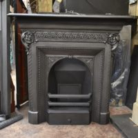 Antique Victorian Fireplace - 1953LC - The Antique Fireplace Company