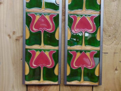 Reproduction Fireplace Tiles R010 Antique Fireplace Company