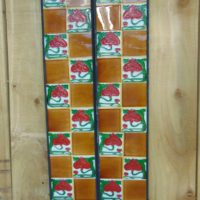Reproduction Quarter Fireplace Tiles R 062 The Antique Fireplace Company