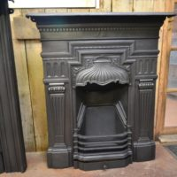 Victorian Fireplace 1975MC - Antique Fireplace Company