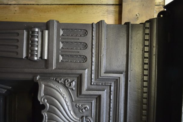Victorian Fireplace 1975MC - Antique Fireplace Company