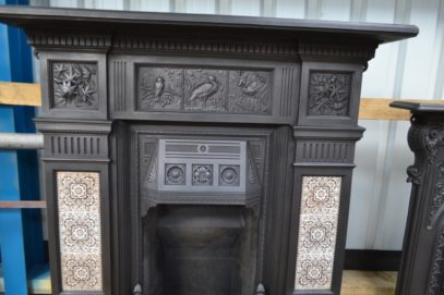 Arts and Crafts Fireplace - 3078TC