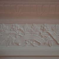 Painted Victorian 'The Scotia' Fireplace 1815MC Old Fireplaces.
