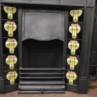1920's Tiled Fireplace 1981TC Oldfireplaces.
