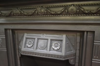 Victorian Cast Iron FirAntique Fireplaceseplace 1984LC
