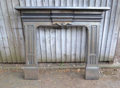 Late Victorian Fire Surround 1987CS Oldfireplaces.
