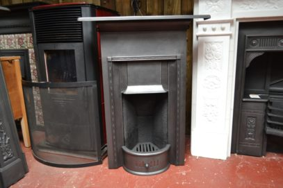 Edwardian Bedroom Fireplace 1988B Antique Fireplace Company