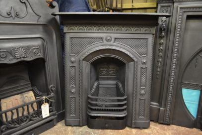 Victorian Cast Iron Fireplace 1993MC Old fireplaces.