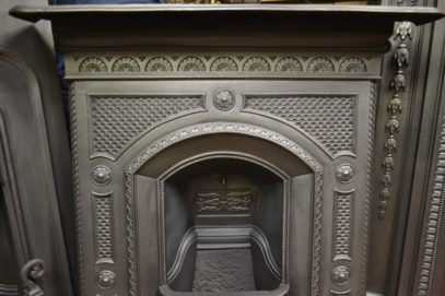 Victorian Cast Iron Fireplace Old fireplaces.